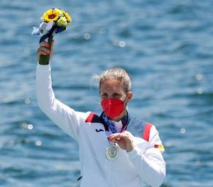 Candidatura d'Espanya a l'or en futbol, plata en piragüisme i bronze en vela