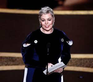 Olivia Colman, Emmy a la millor interpretació per 'The Crown'