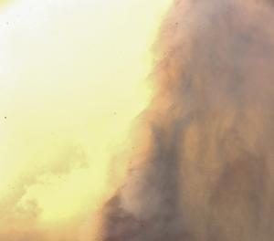 El volcà que va esclatar aquest diumenge a La Palma.