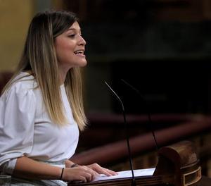 """Un diputat de Vox li diu """"bruixa"""" a una diputada socialista al Congrés"""