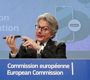 Europa proposa un únic carregador de tipus USB-C per a tots els dispositius electrònics