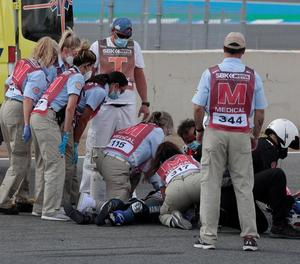 Mor el pilot català Dean Berta Viñales, de 15 anys, en el Circuit de Jerez