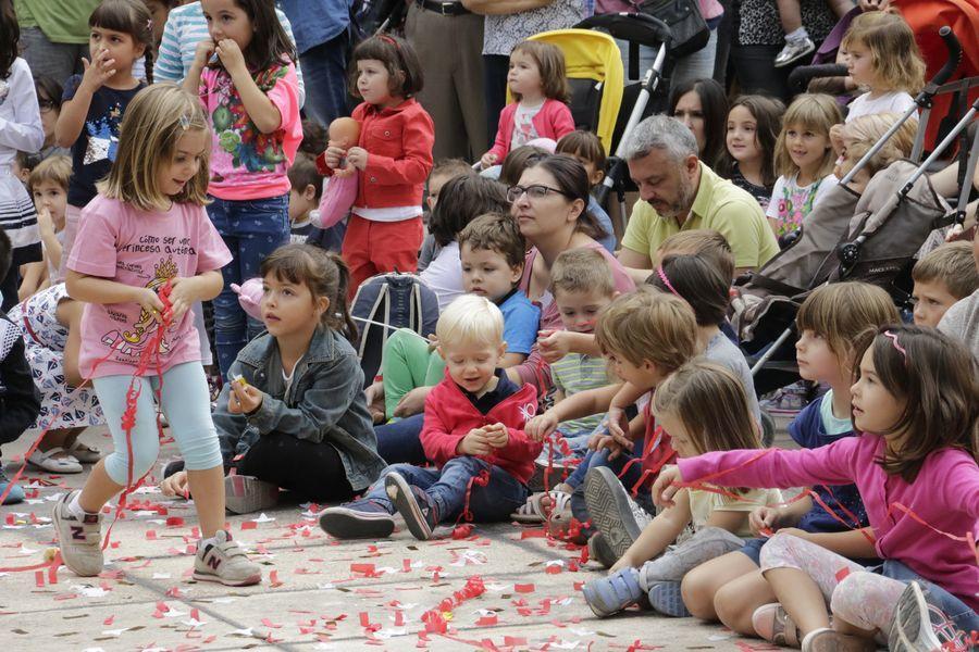 Els jocs infantils, els elements festius tradicionals, amb Lo Marraco al capdavant,  les revetlles al Centre Històric i els correfocs han estan els principals protagonistes de les Festes de la Tardor de Lleida