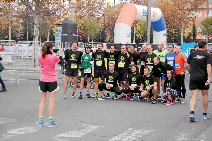 La cita batió su récord de participantes, con 2.000 corredores.