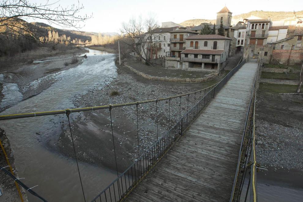Imatges del Pont de Montanyana