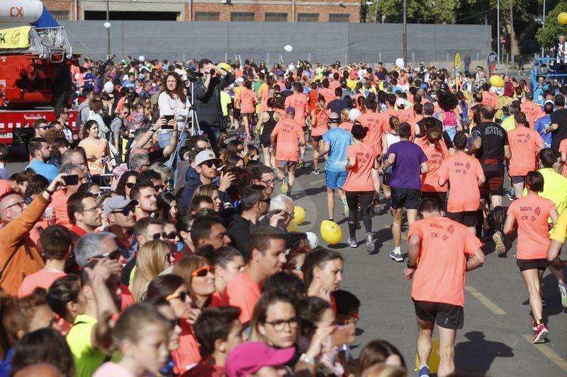 La prova va reunir 2.400 corredors.