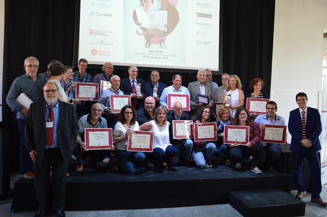 Va tenir lloc a Igualada amb la participació d'una vintena d'experts.