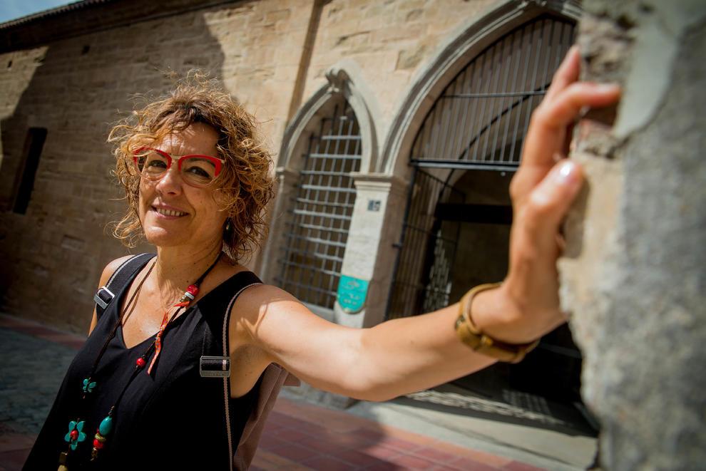 """Antonieta Jarne: """"Les grans manifestacions de la Diada ens han fet visibles al món """""""
