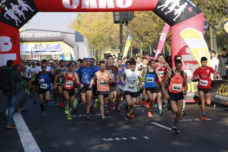 Hi van participar 1.200 atletes.