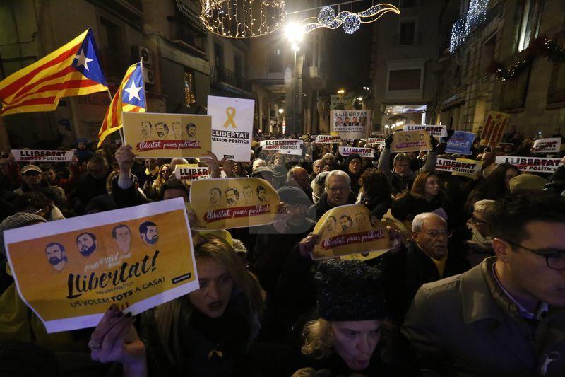 Convocades el 4 de desembre després que el Tribunal Suprem mantingui en presó Oriol Junqueras, Joaquim Forn, Jordi Cuixart i Jordi Sánchez.