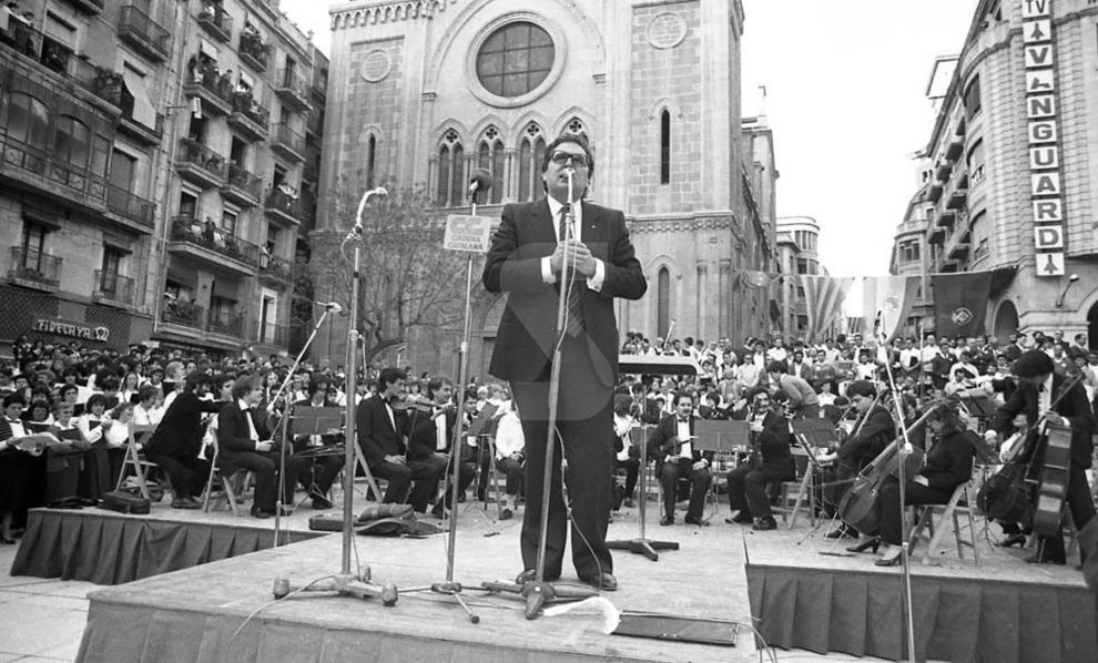 Més de 5.000 lleidatans inauguren la nova plaça Sant Joan