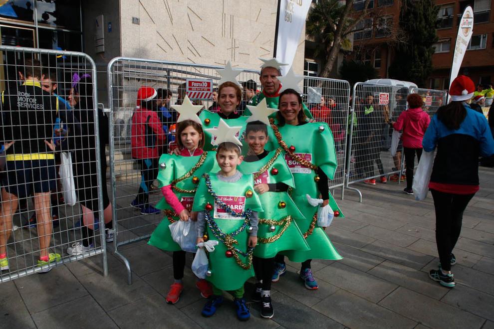 Imatges de la cursa Sant Silvestre de Lleida