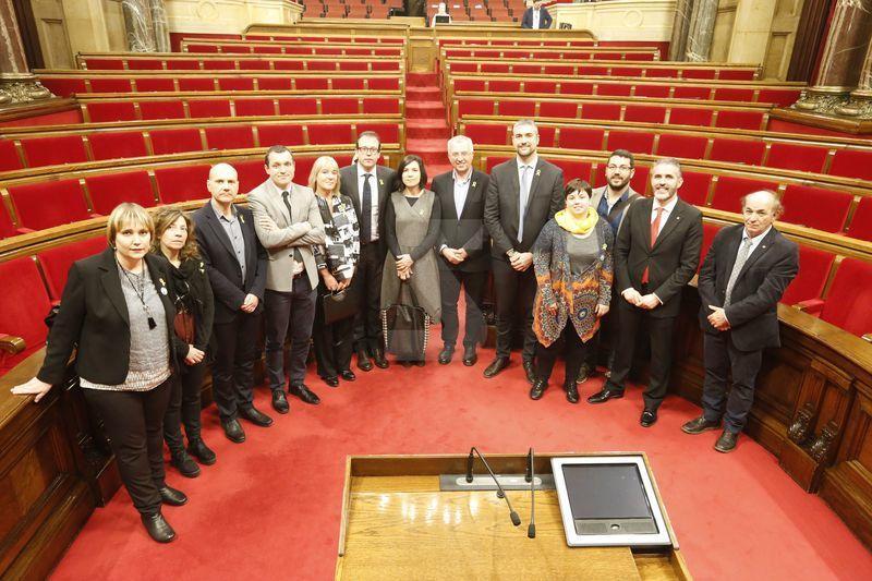 Las votaciones han proclamado a Roger Torrent (ERC) como presidente de la cámara.