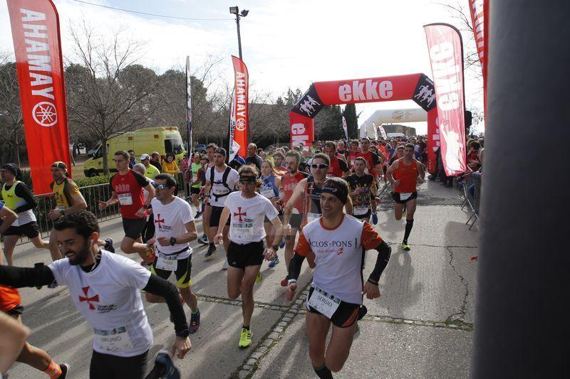 Amb la participació de més de 600 atletes
