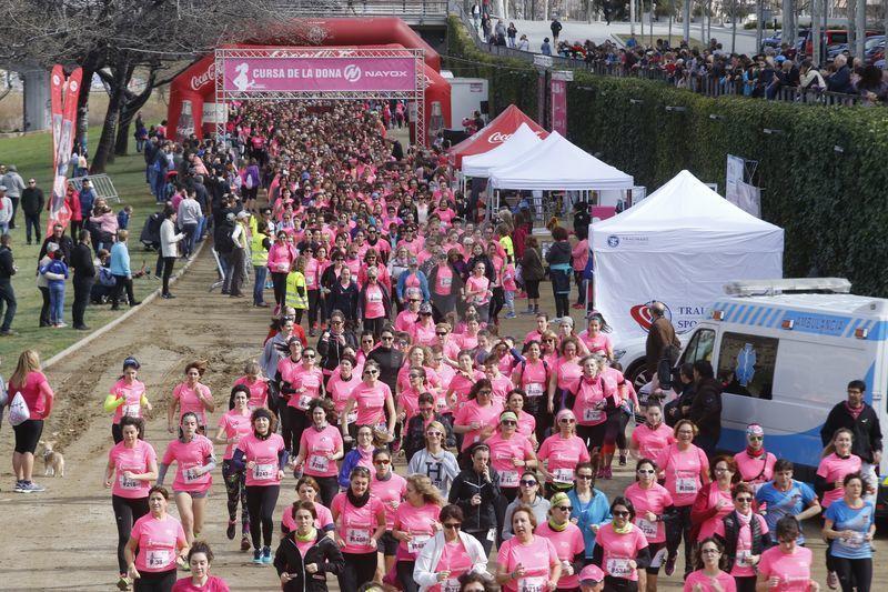 Des de la canalització del riu Segre a Lleida, amb 1.850 participants