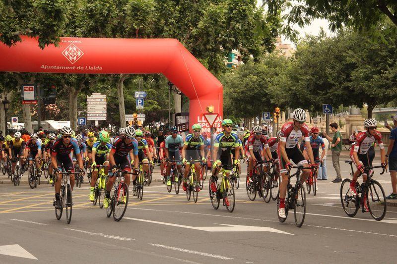 El basc Txomin Juaristi, de 22 anys, va ser el vencedor de la 61a edició d'aquesta prova ciclista internacional