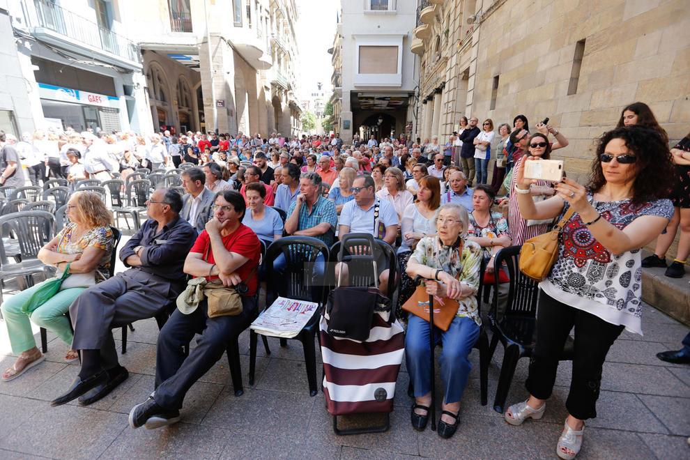 Imatges del certamen Fem Banda de Lleida 2018
