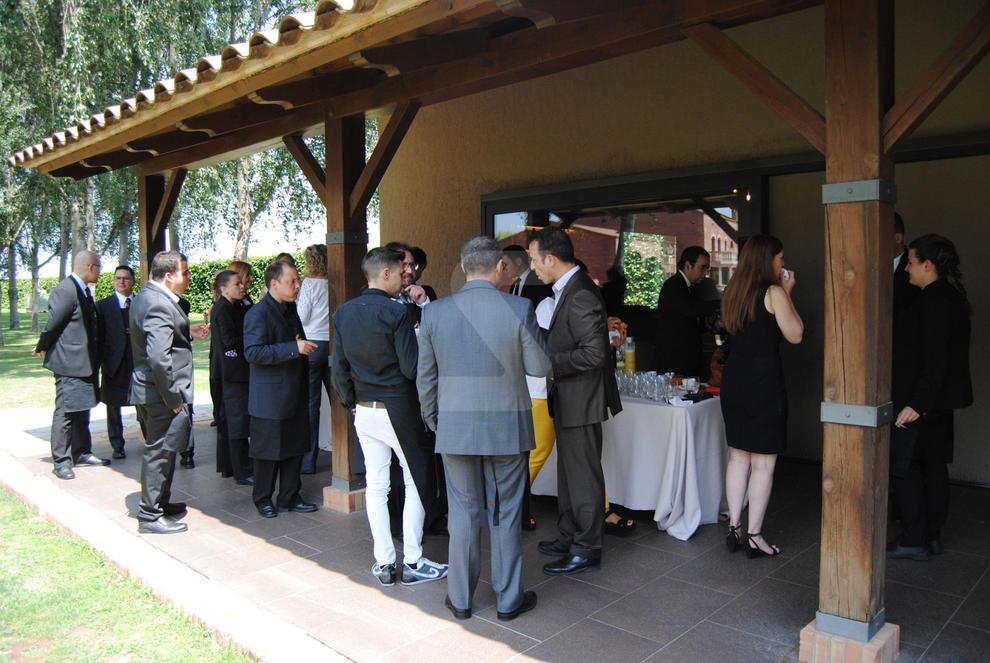 La Boscana de Bellvís va acollir ahir l'edició del 2018 del concurs que va guanyar Ferran Vila, del restaurant La Banyeta de Banyoles
