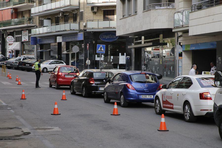 Els dos carrers de Lleida passen a ser unidireccionals.