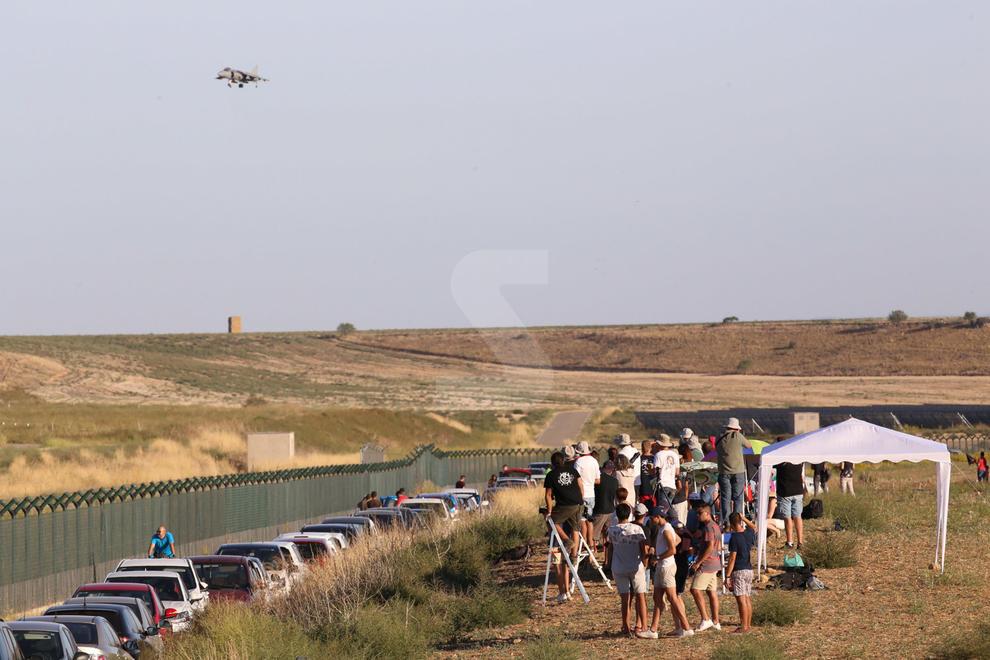 Més de 24.000 persones a la Festa al Cel 2018 celebrada a l'aeroport de Lleida - Alguaire
