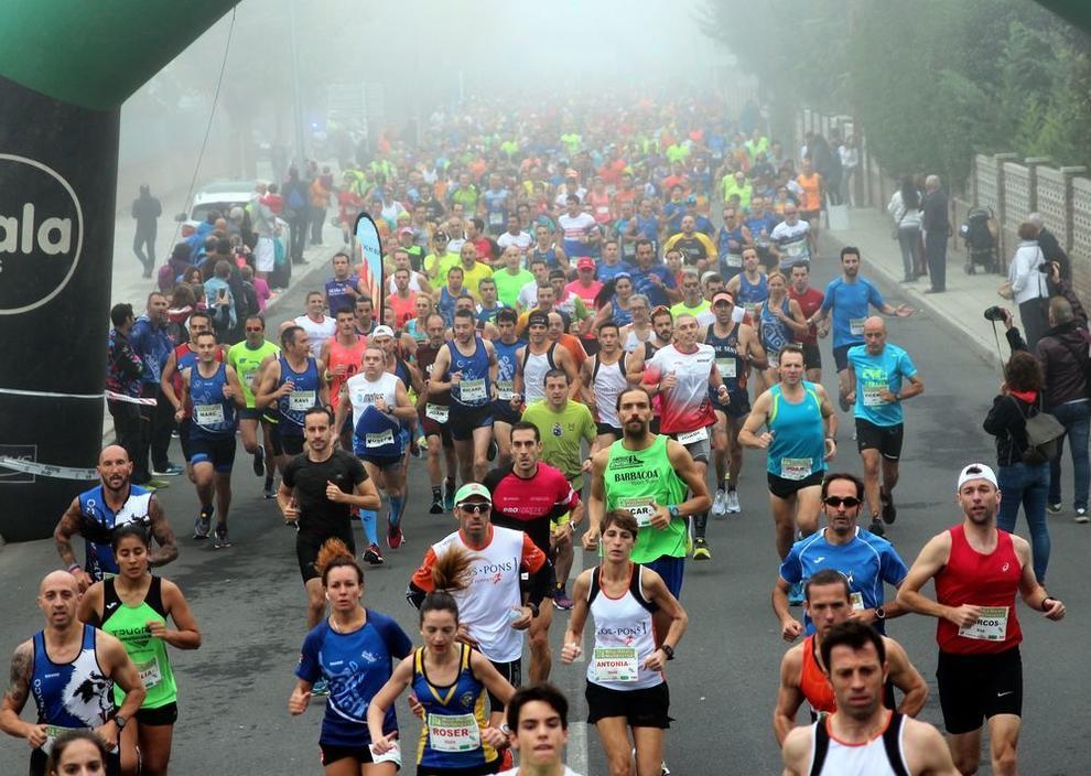 Hi van participar més de 2.000 atletes.