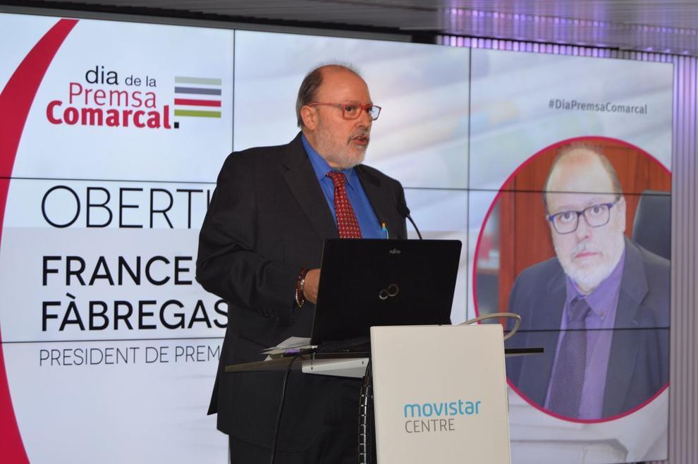 Organitzat per l'Associació Catalana de la Premsa Comarcal