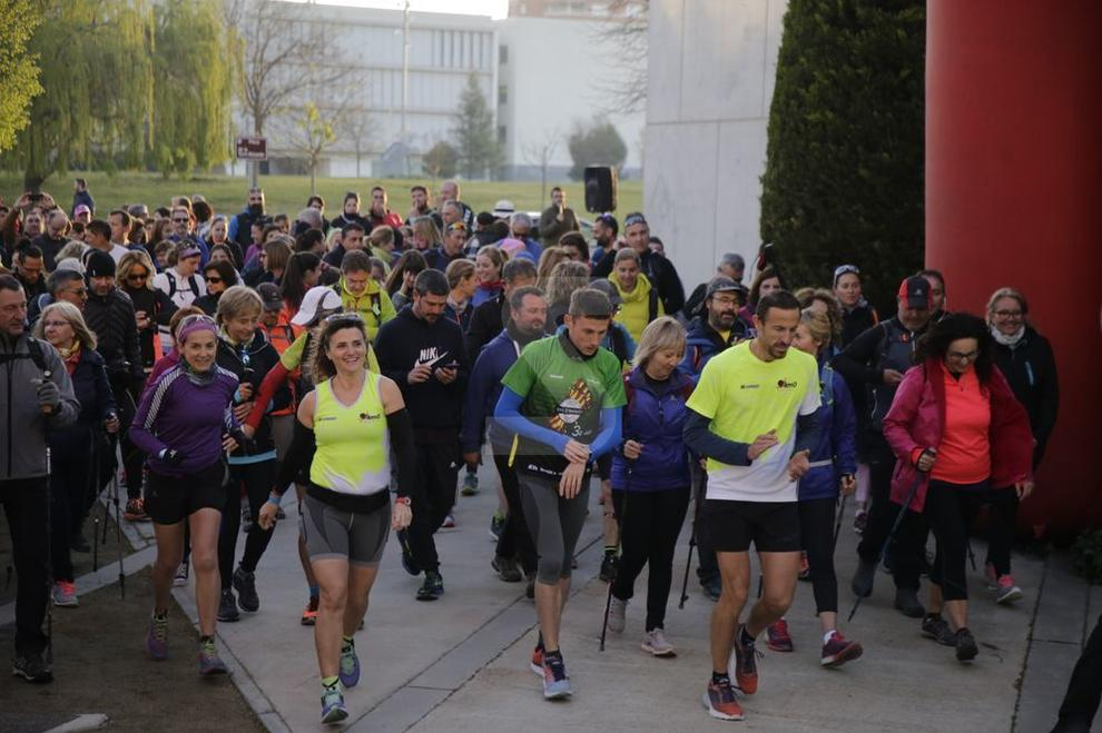 Amb uns 1.600 participants