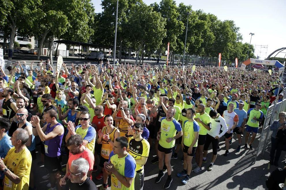 Amb la participació d'uns 1.800 corredors.