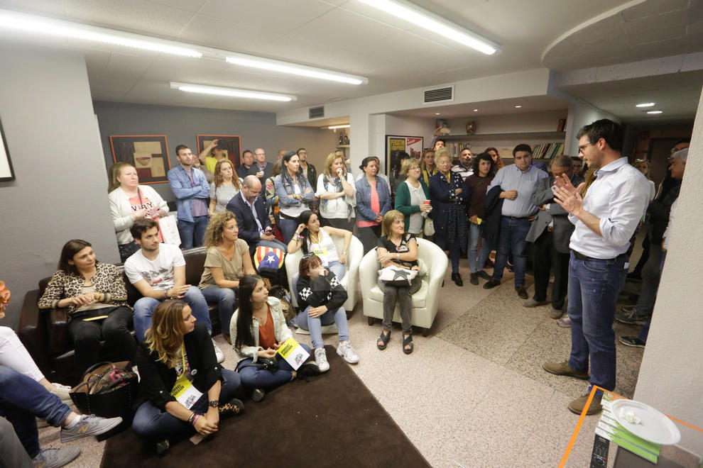JxCat, Comú de Lleida i PP iguala resultats de l'any 2015