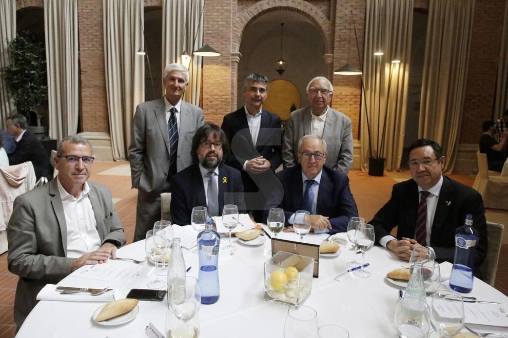Organitzat pel Grup SEGRE al Parador del Roser de Lleida