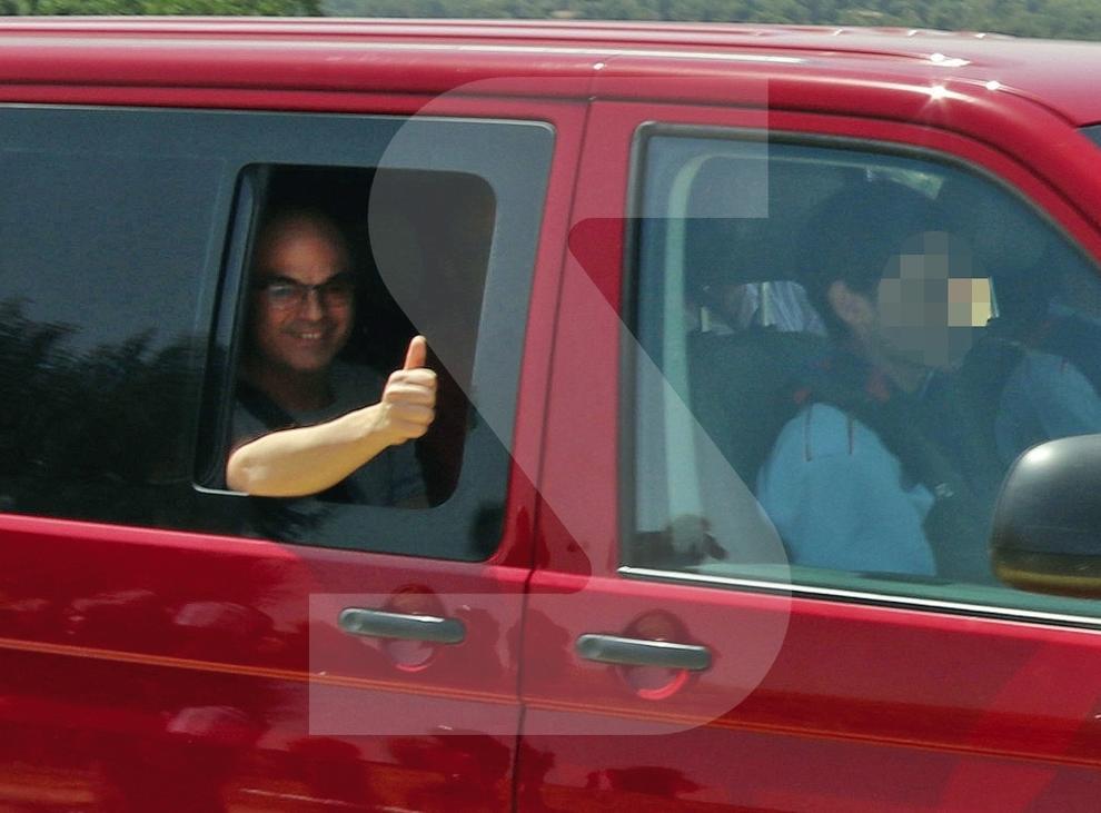 © Els presos ja són en presons catalanes