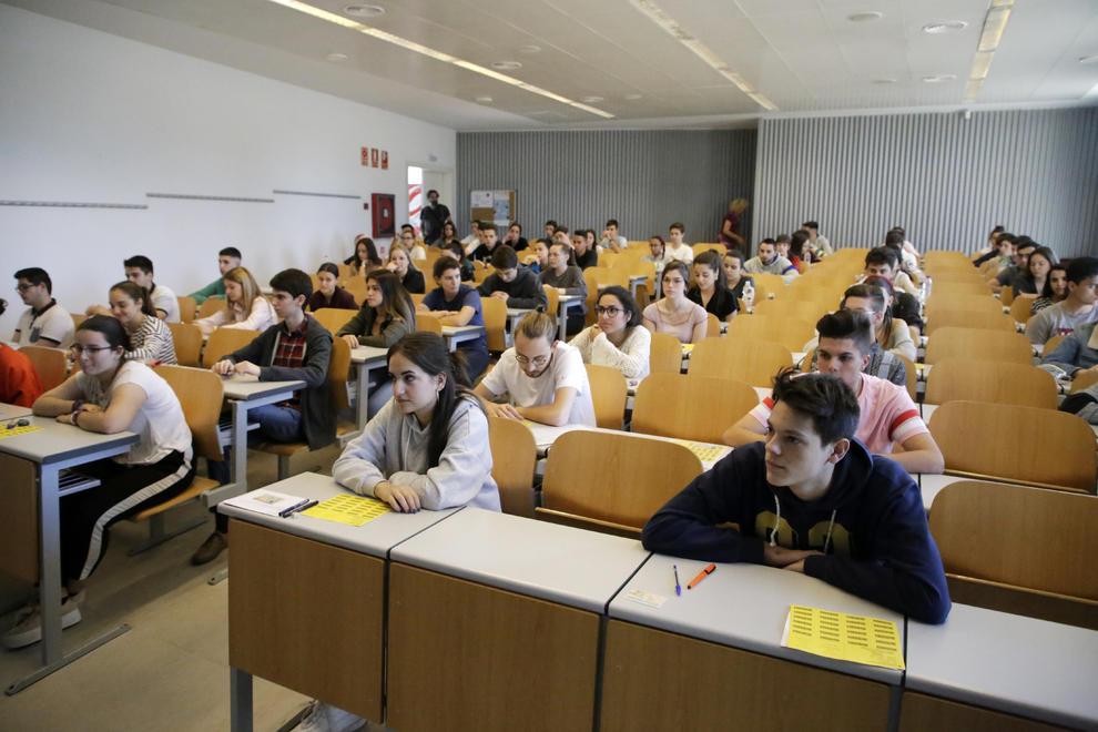 El 78 8 De Los Alumnos Presentados En Lleida Supera La