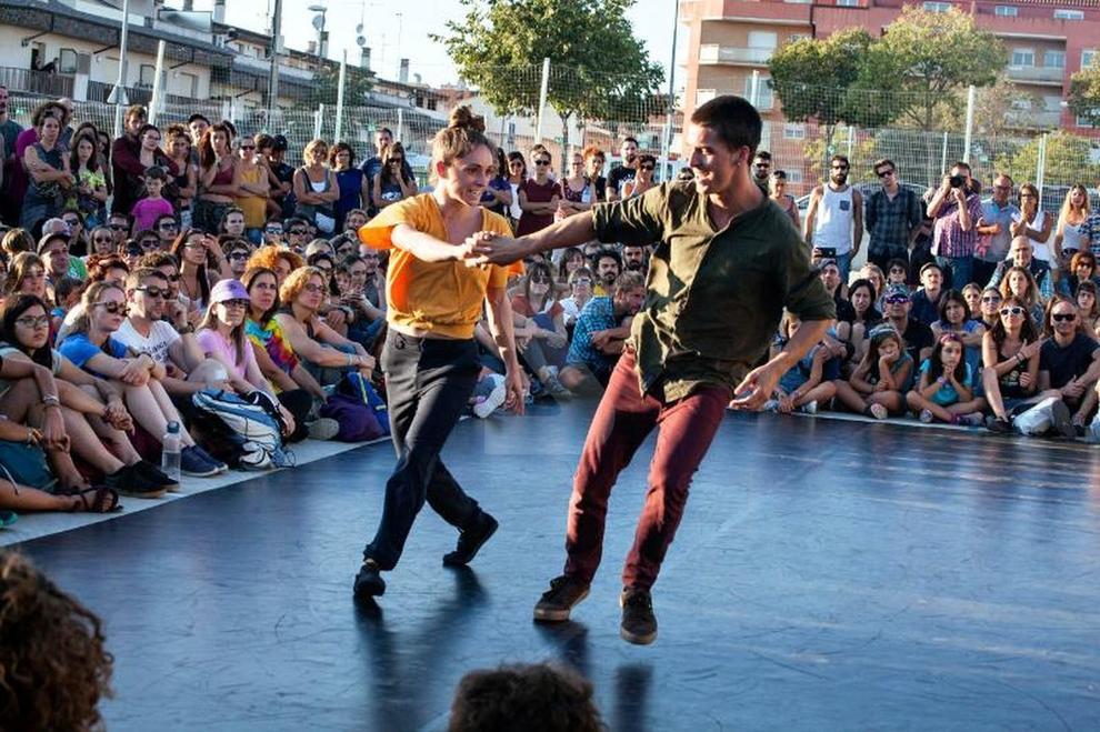 El certamen de teatro en la calle celebra la 39ª edición.
