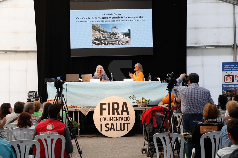 Prop de 2.000 persones passen per la Fira d'Alimentació i Salut de Balaguer