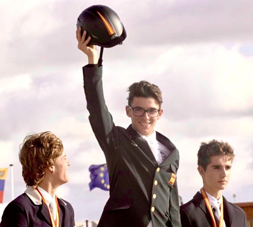 Marçal Piró, de Mollerussa, campeón de España juvenil