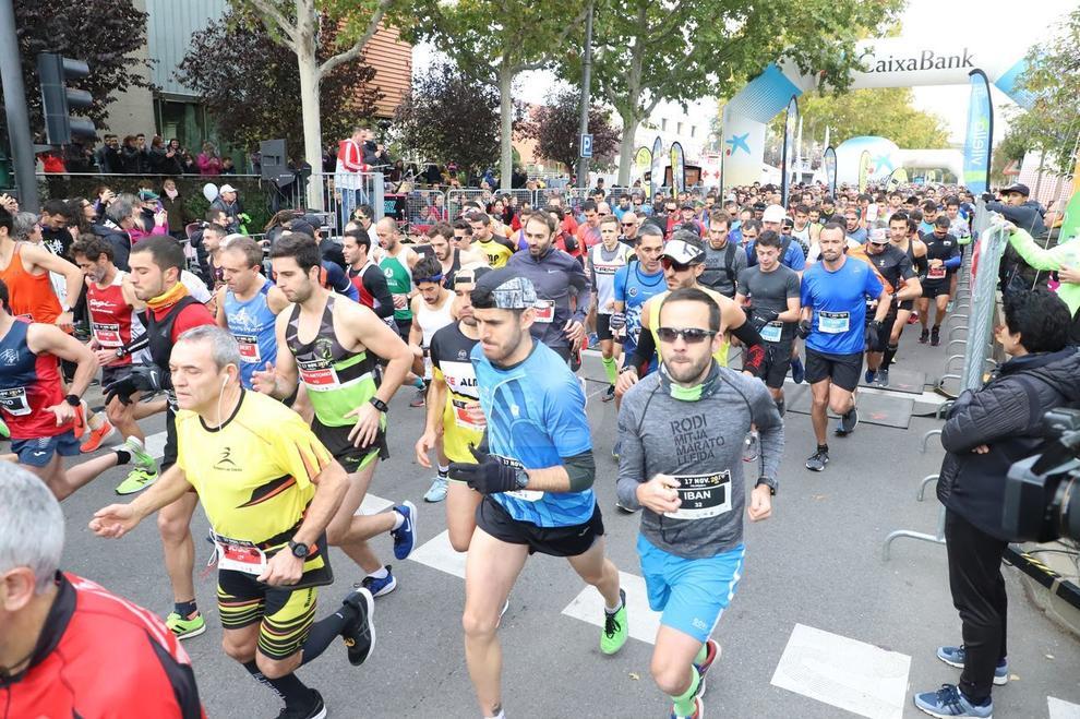Amb prop de 2.000 atletes entre els recorreguts de 21 i 5 quilòmetres.