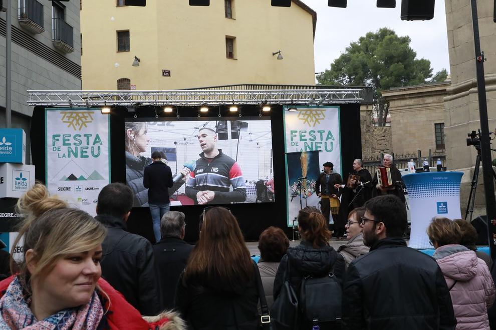 Organitzada pel Grup SEGRE ahir a Lleida, va congregar representants dels onze complexos d'hivern del Pirineu