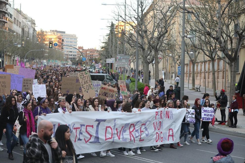 Actes i manifestacions arreu del territori lleidatà