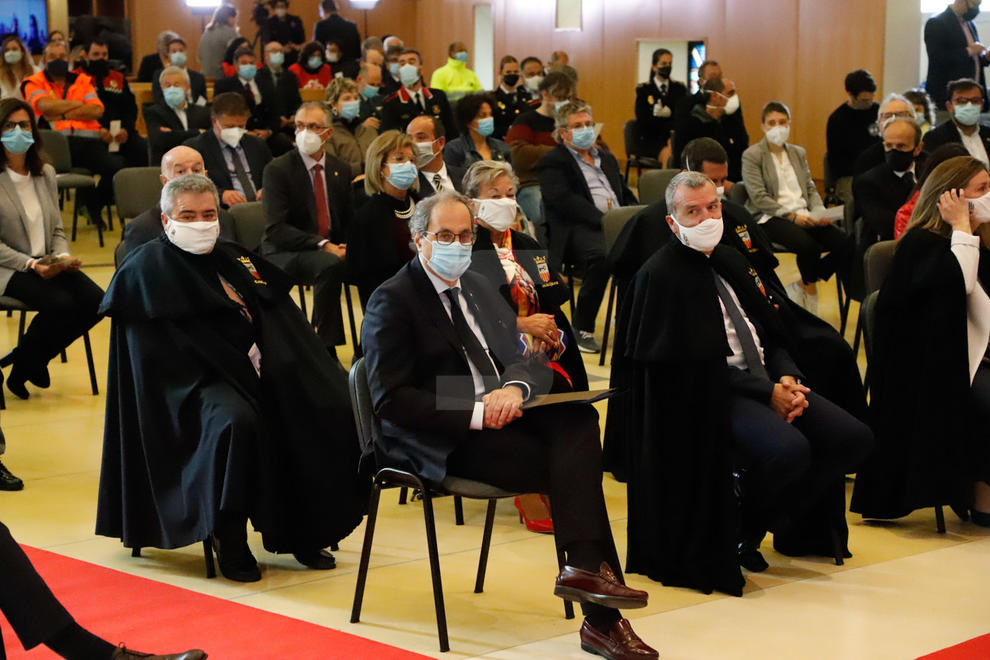 El síndic, Paco Boya, exigeix més impuls i complicitat de la Generalitat per salvar l'aranès