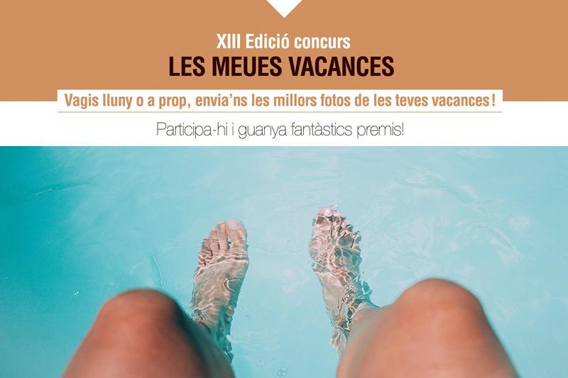 Décimo tercera edición del concurso de fotos de vacaciones de verano