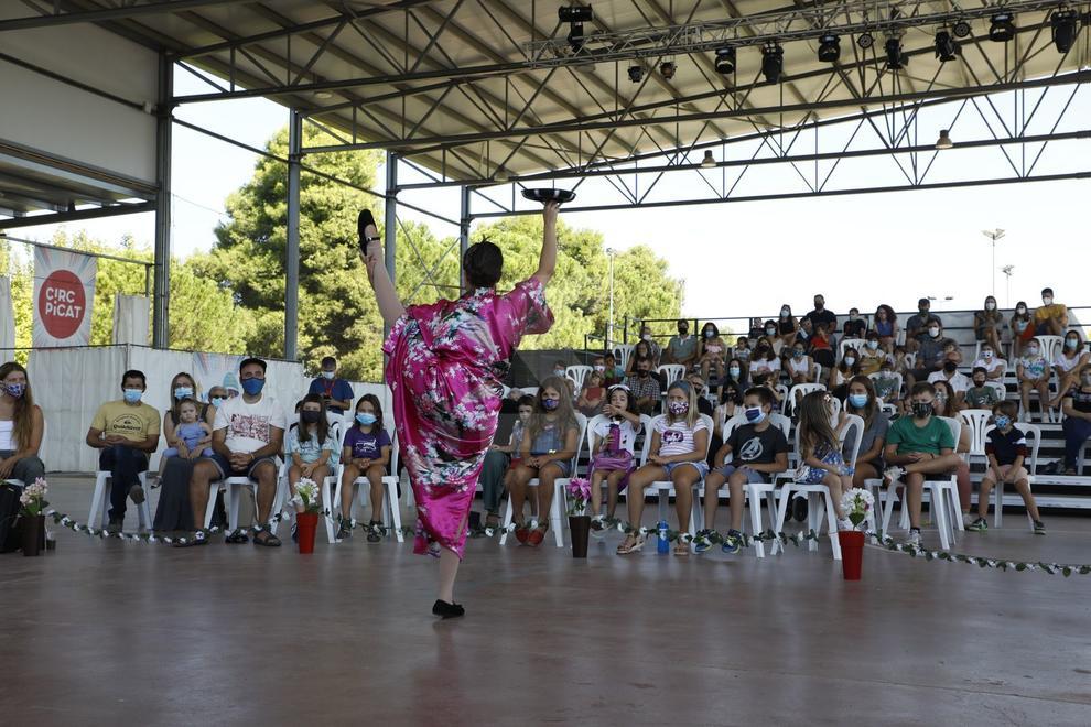 Festival de Circ i Arts en Viu d'Apicat