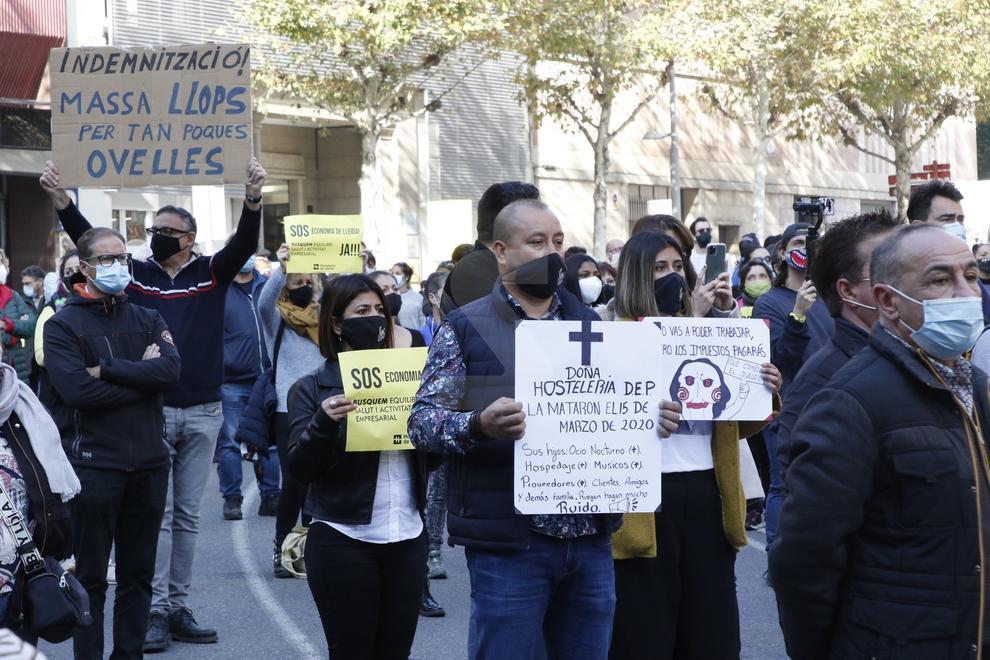 Hostaleria fa arribar el seu malestar a la Generalitat, després de pèrdues milionàries, i exigeix equilibri entre salut i economia