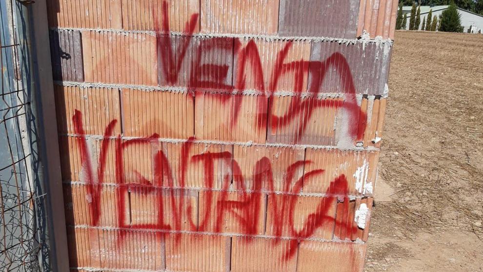 UP demana als Mossos més protecció i vigilància en zones rurals || Atribueix les accions a protestes animalistes