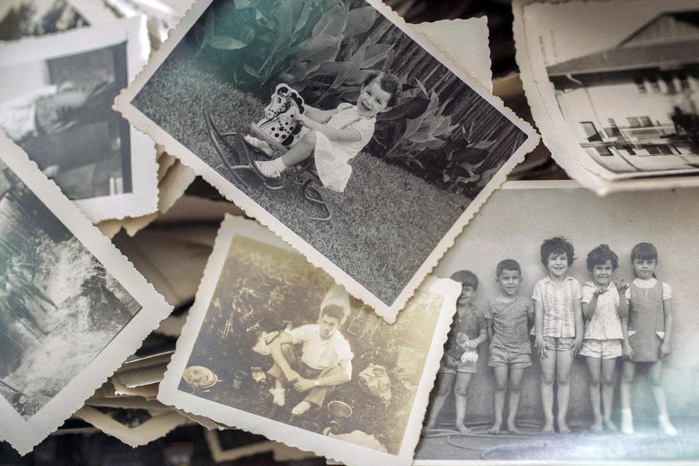 Amb els pares, els cosins, a la platja, en una excursió al camp, a l'escola... Envia'ns fotos de quan eres petit/a