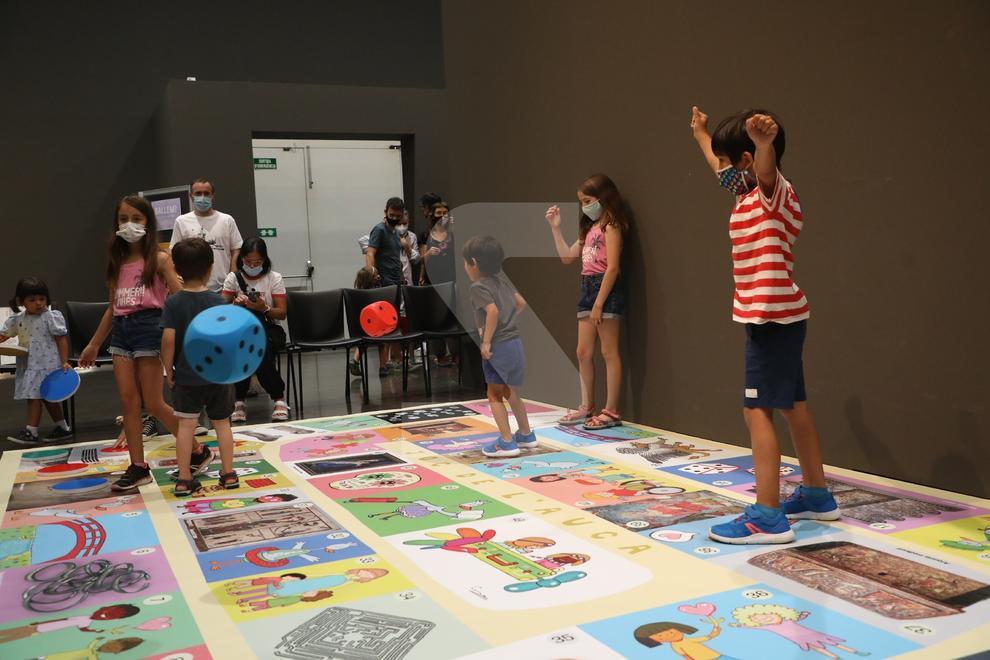 © El Museu de Lleida, un joc de nens