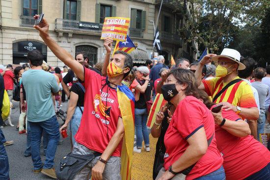 Actes i mobilitzacions a Lleida i manifestació a Barcelona [en actualització]